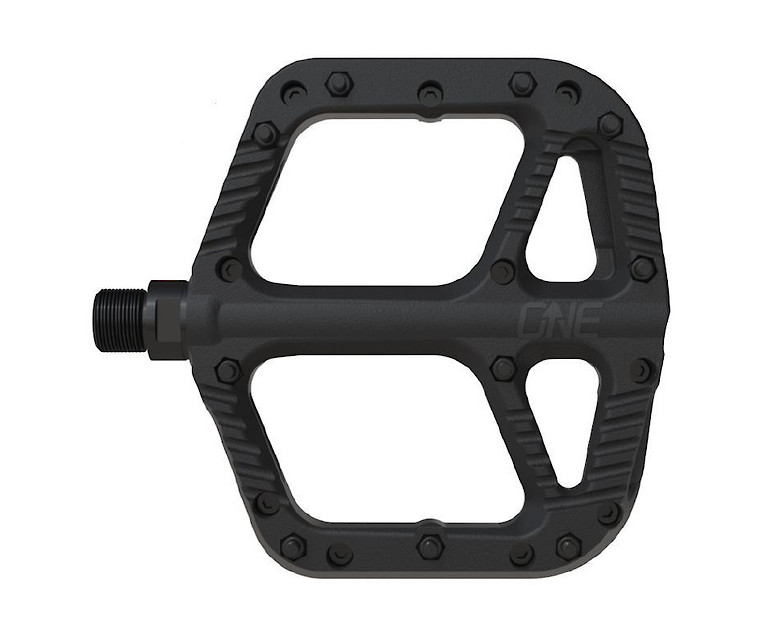 OneUp Components Composite Flat Pedal (black)