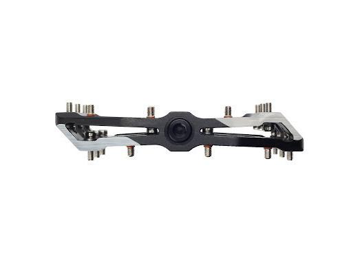 """HT ANS10 Supreme Pedals Aluminum Marine Blue 9//16/"""" Platform"""