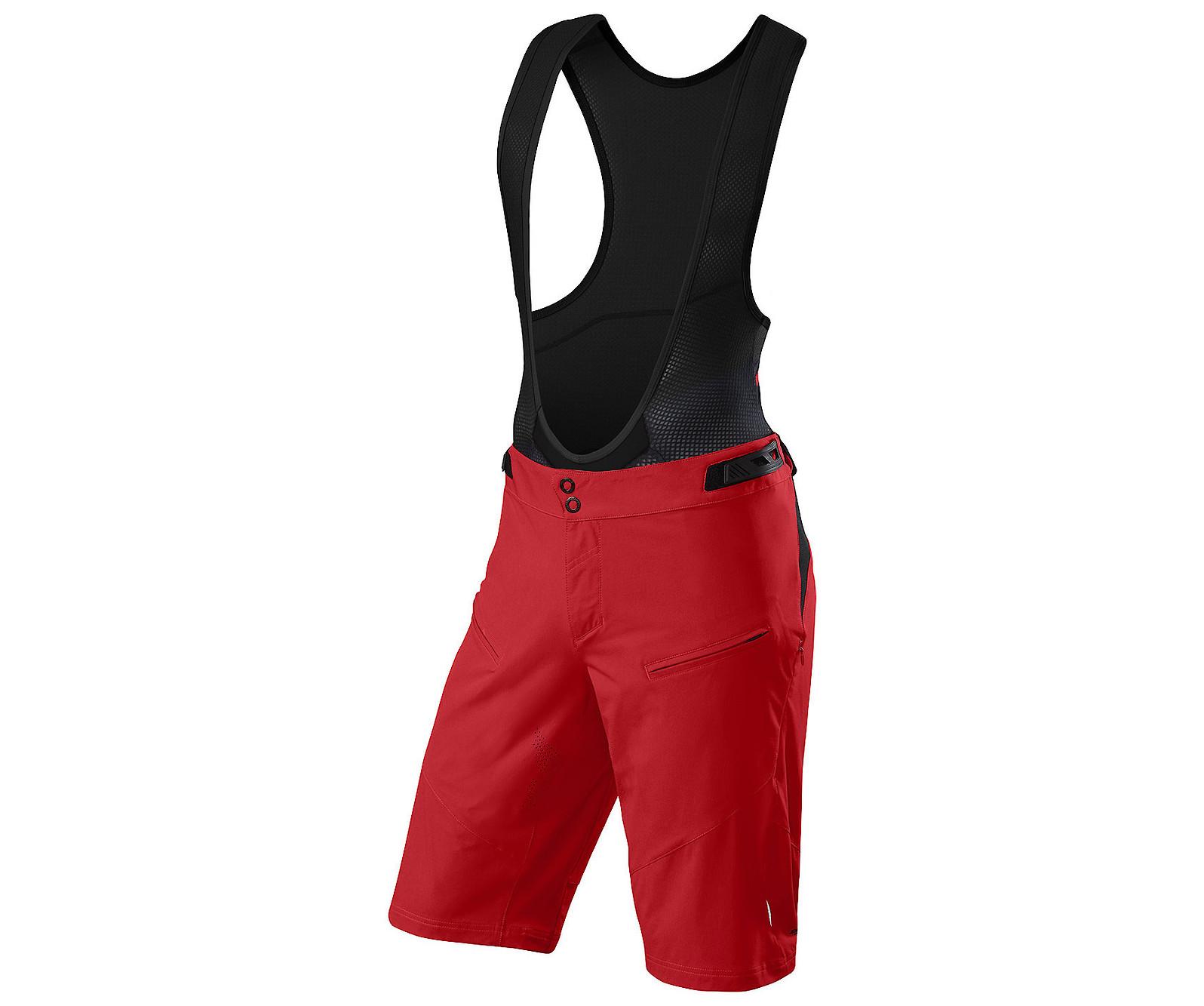 Enduro Pro Shorts - red