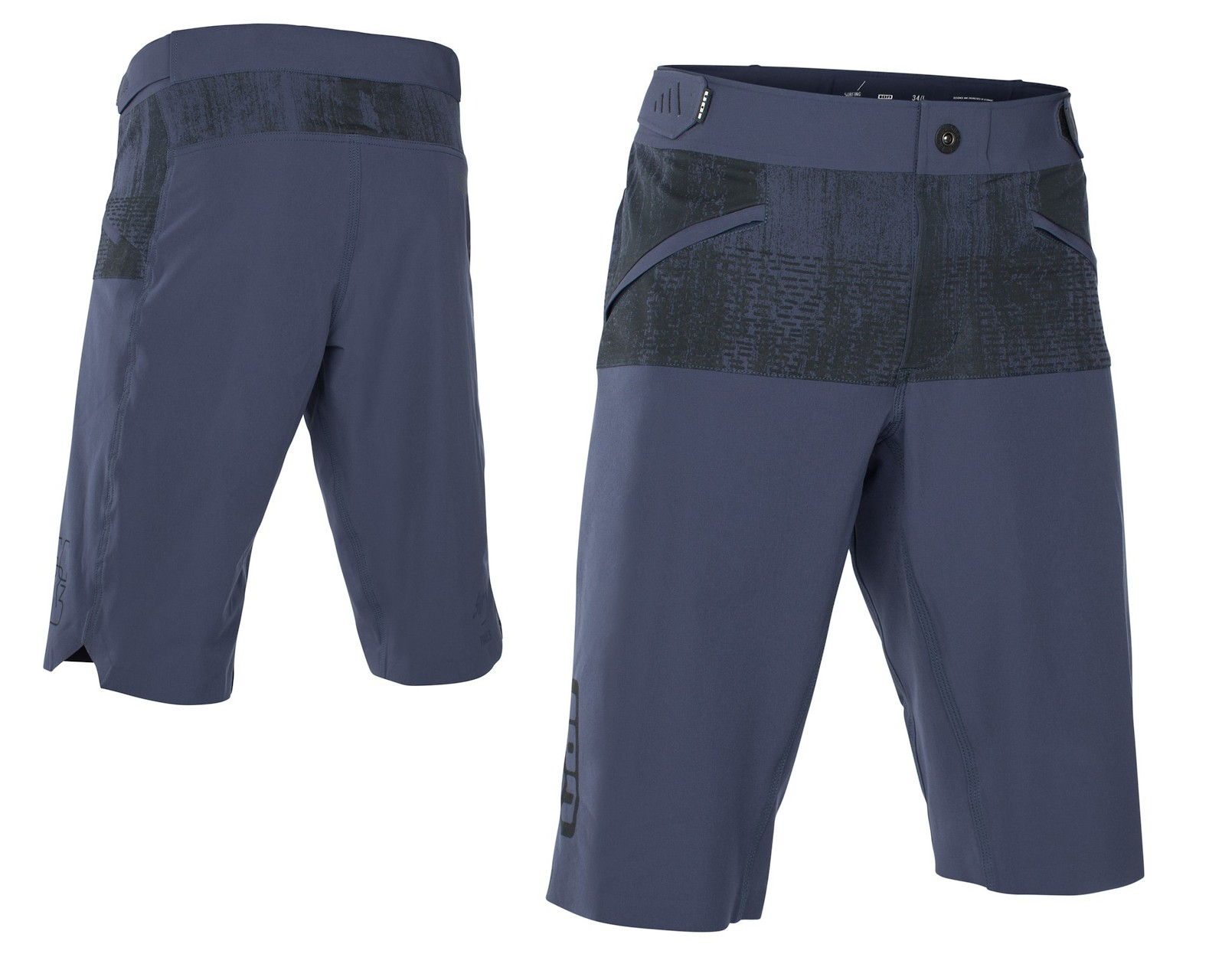 ION Scrub Amp shorts (blue nights)