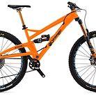 2018 Orange Stage 6 Factory Bike