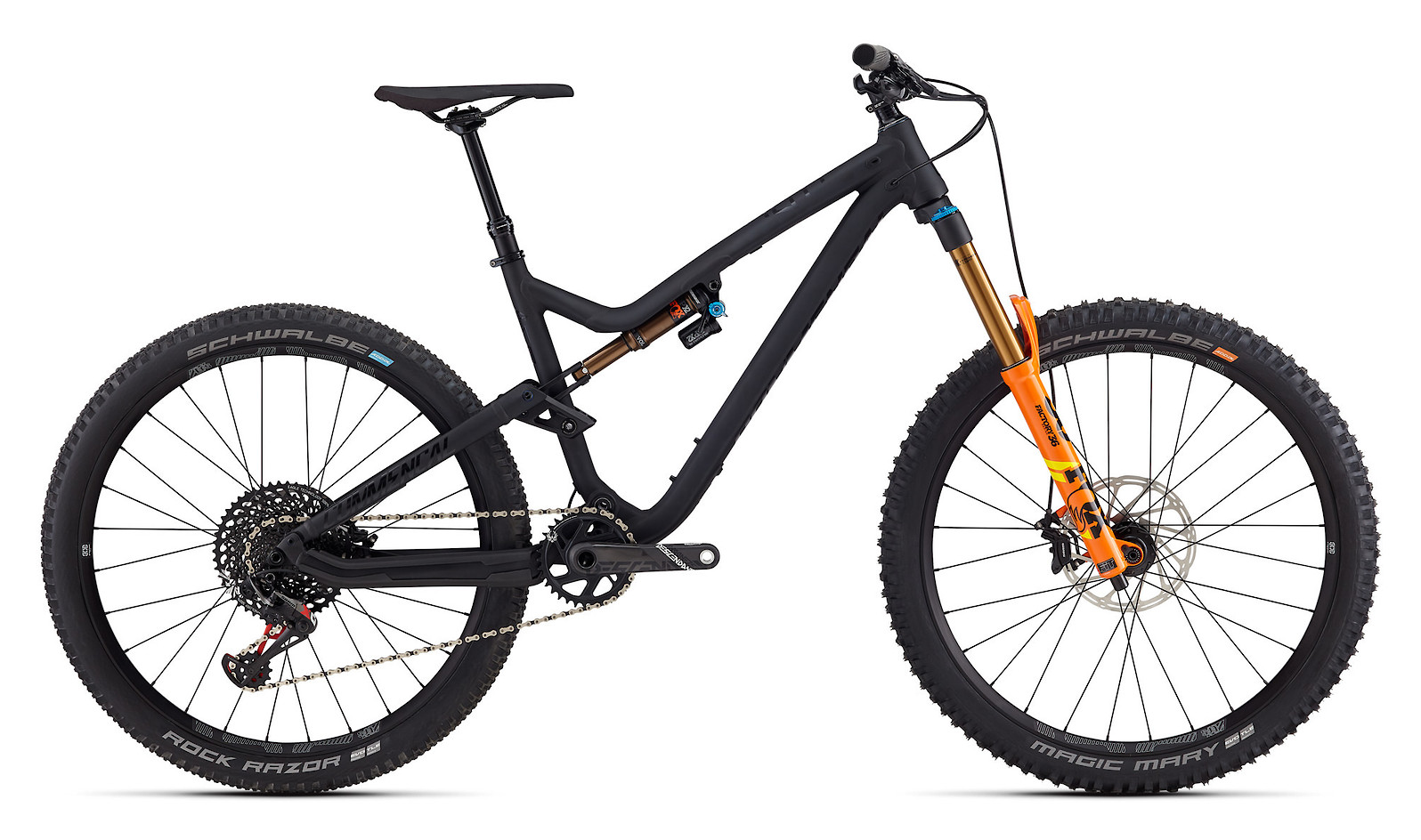 2018 Commencal Meta AM V4.2 FOX World Cup
