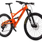2018 Orange Stage 4 Pro GX Eagle Build Bike