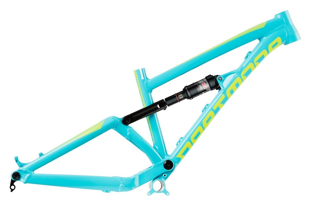 2018 Dartmoor Blackbird Junior Frame Glossy Sea Lemon