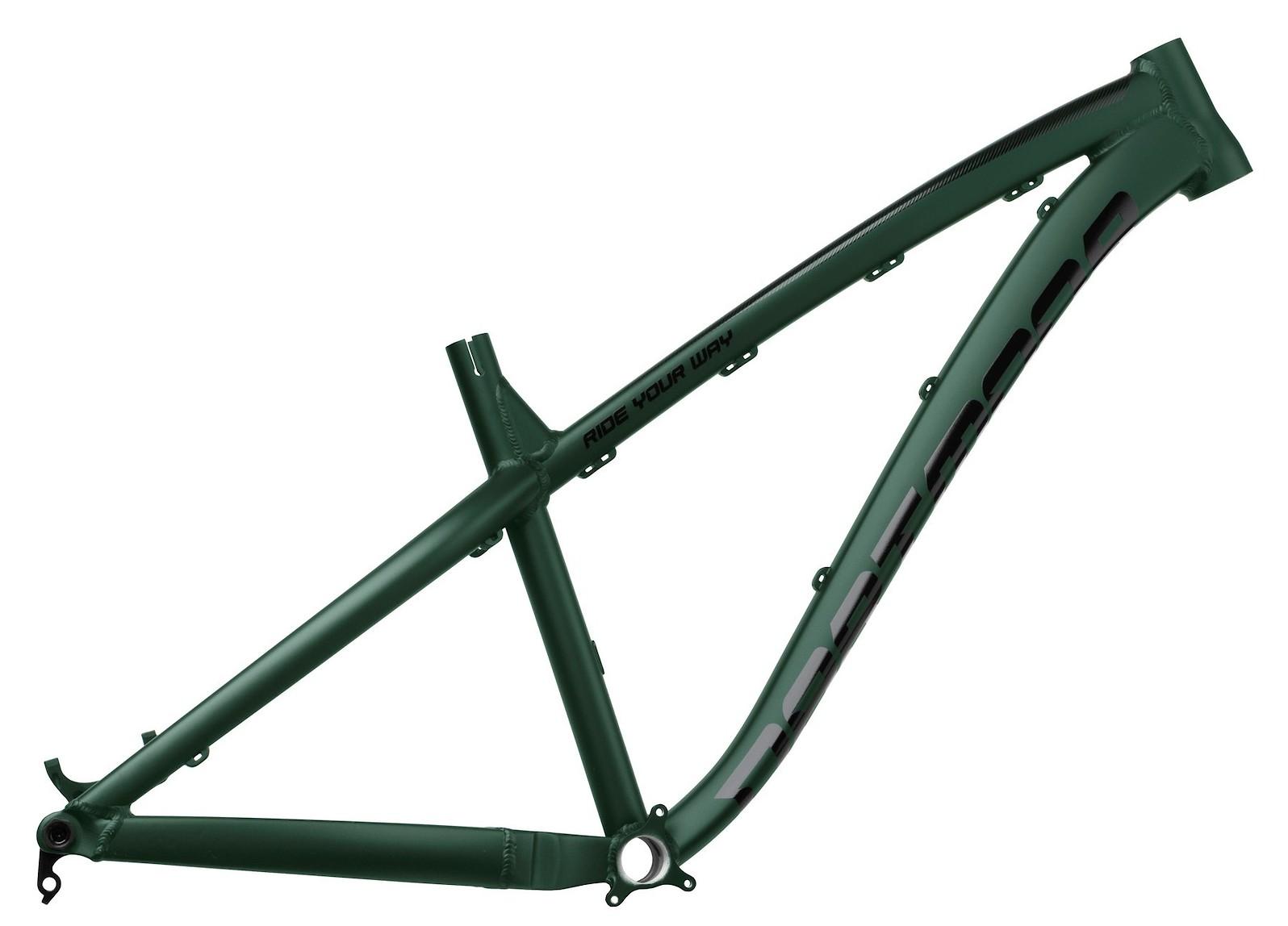 Dartmoor Hornet Frame - Scout Green