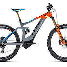 2018 Cube Stereo Hybrid 160 Action Team 500 27.5 E-Bike