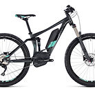 2018 Cube Sting Hybrid 120 Race 500 27.5 E-Bike