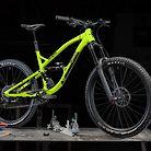 2018 Guerrilla Gravity Megatrail Ride 1 Bike