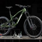 2018 Guerrilla Gravity Megatrail Race Bike