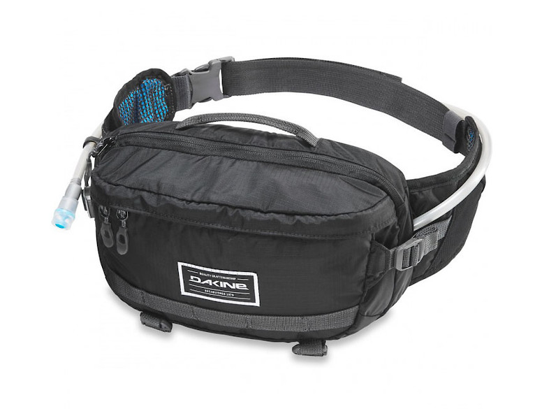 Dakine Hot Laps 5L Waist Bag (Black)
