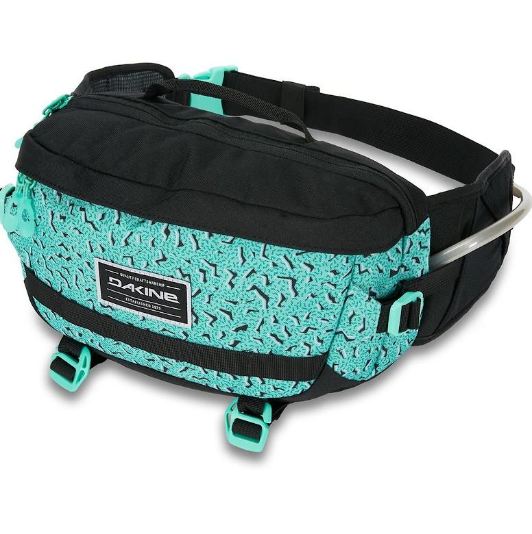 Dakine Hot Laps 5L Waist Bag (Electric Mint)