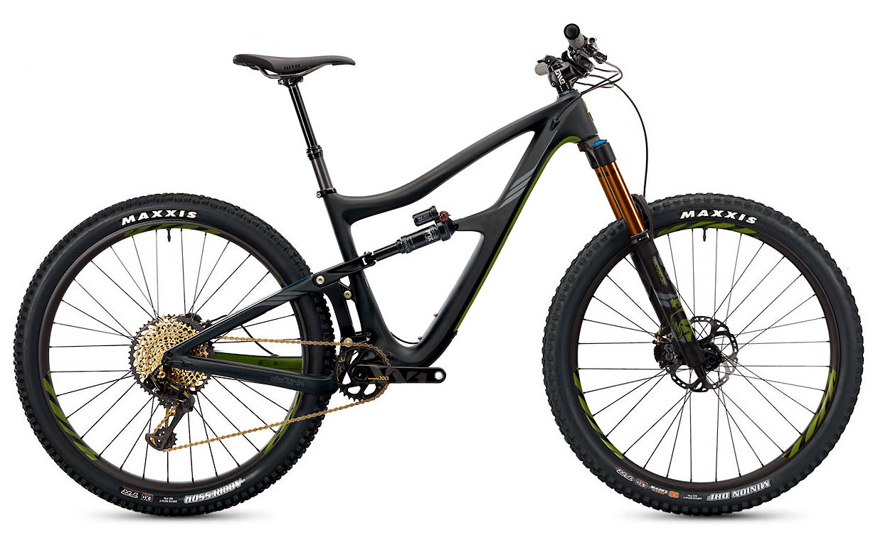 Ibis Ripmo with SRAM XX1 Eagle (Black Olive)