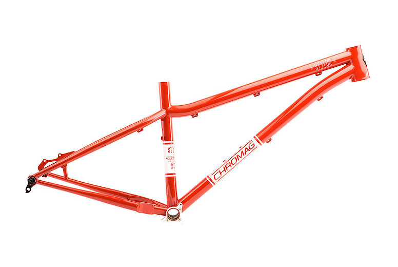 2019 Chromag Stylus Frame Red