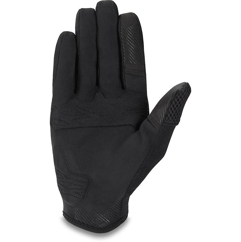 Dakine Cross-X Gloves - Black/White
