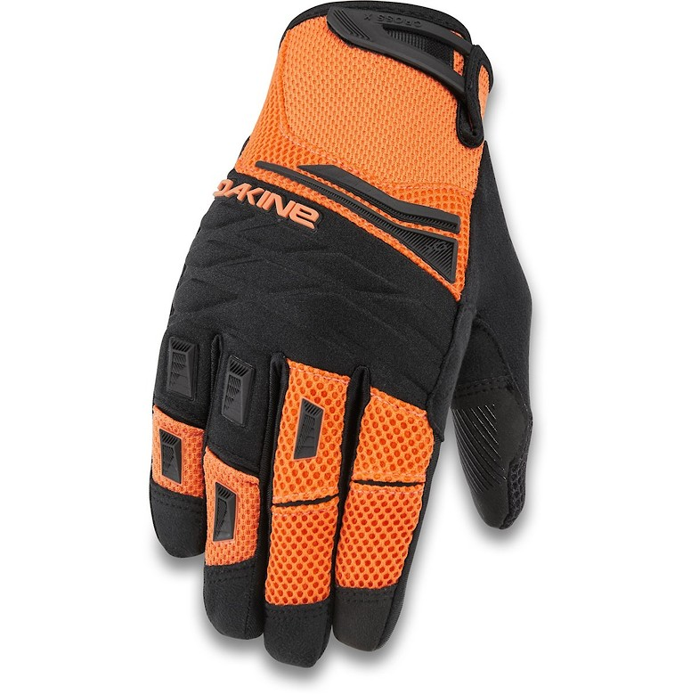 Dakine Cross-X Gloves - Vibrant Orange