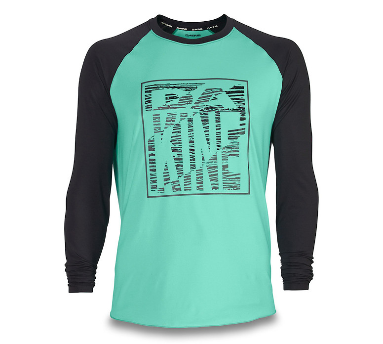 Dakine Dropout L/S - Electric Mint