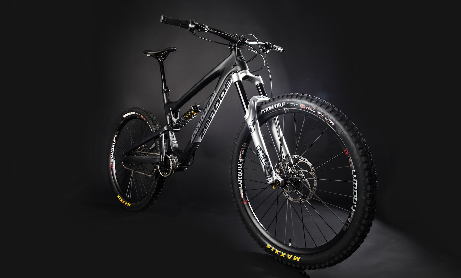 2018 Zerode Taniwha Signature Cane Creek Edition  Zerode Taniwha Cane Creek Edition