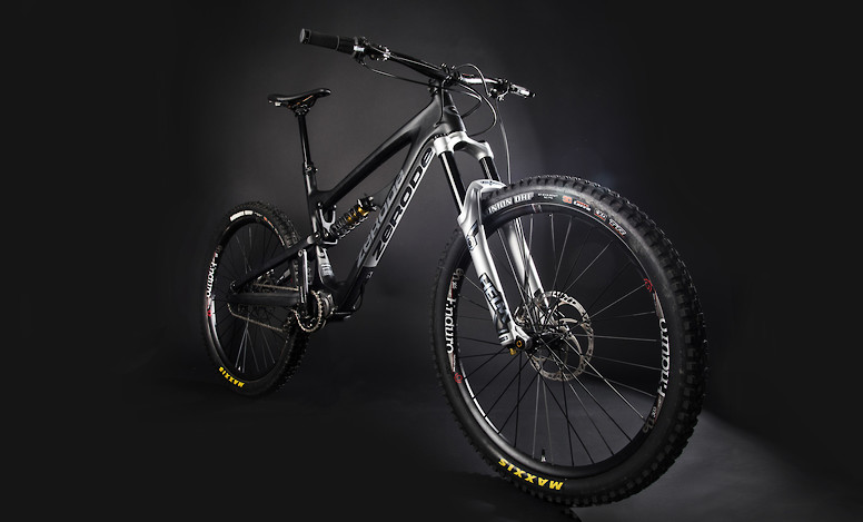 Zerode Taniwha Cane Creek Edition