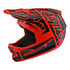 Troy Lee Designs D3 Fiberlite (2018) Full Face Helmet