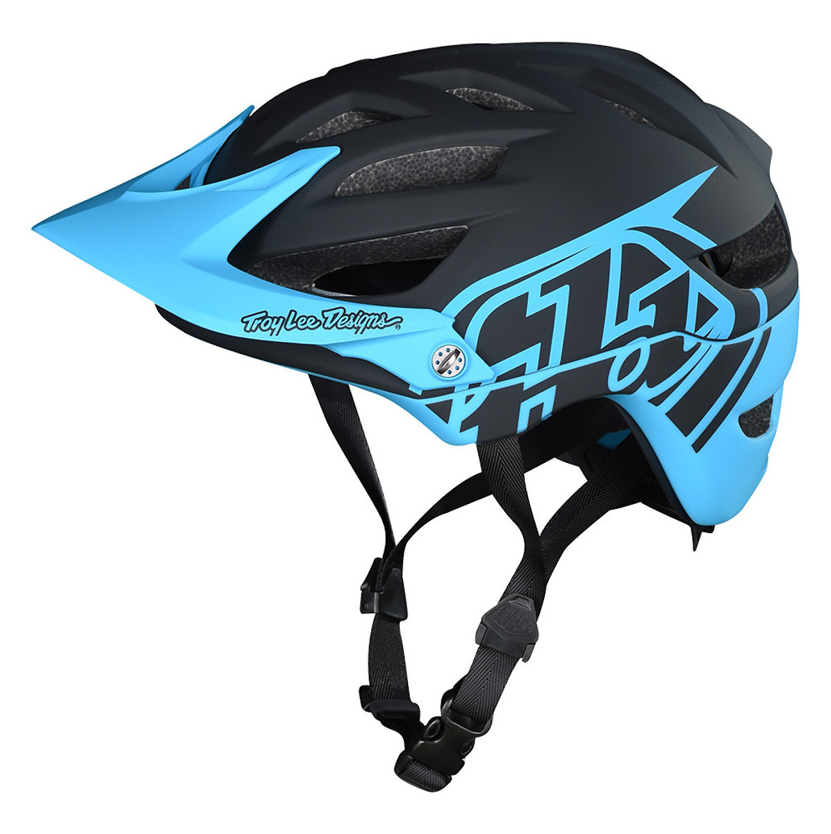 2018 TLD A1 Youth - classic black/ocean