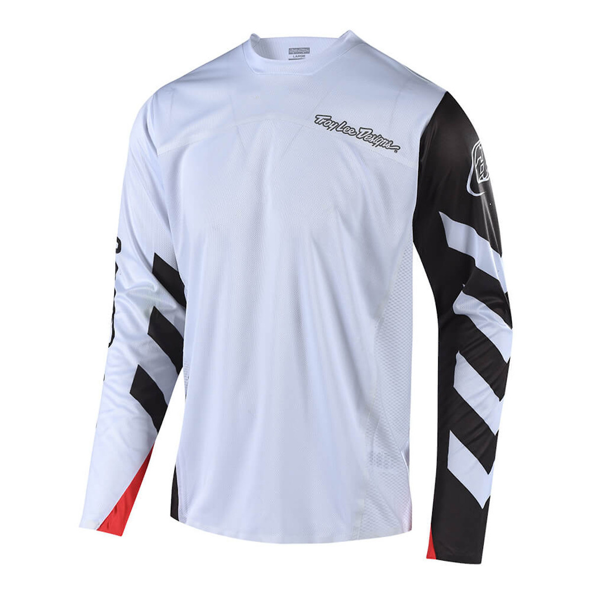 2018 TLD Sprint Elite Escape White/Black
