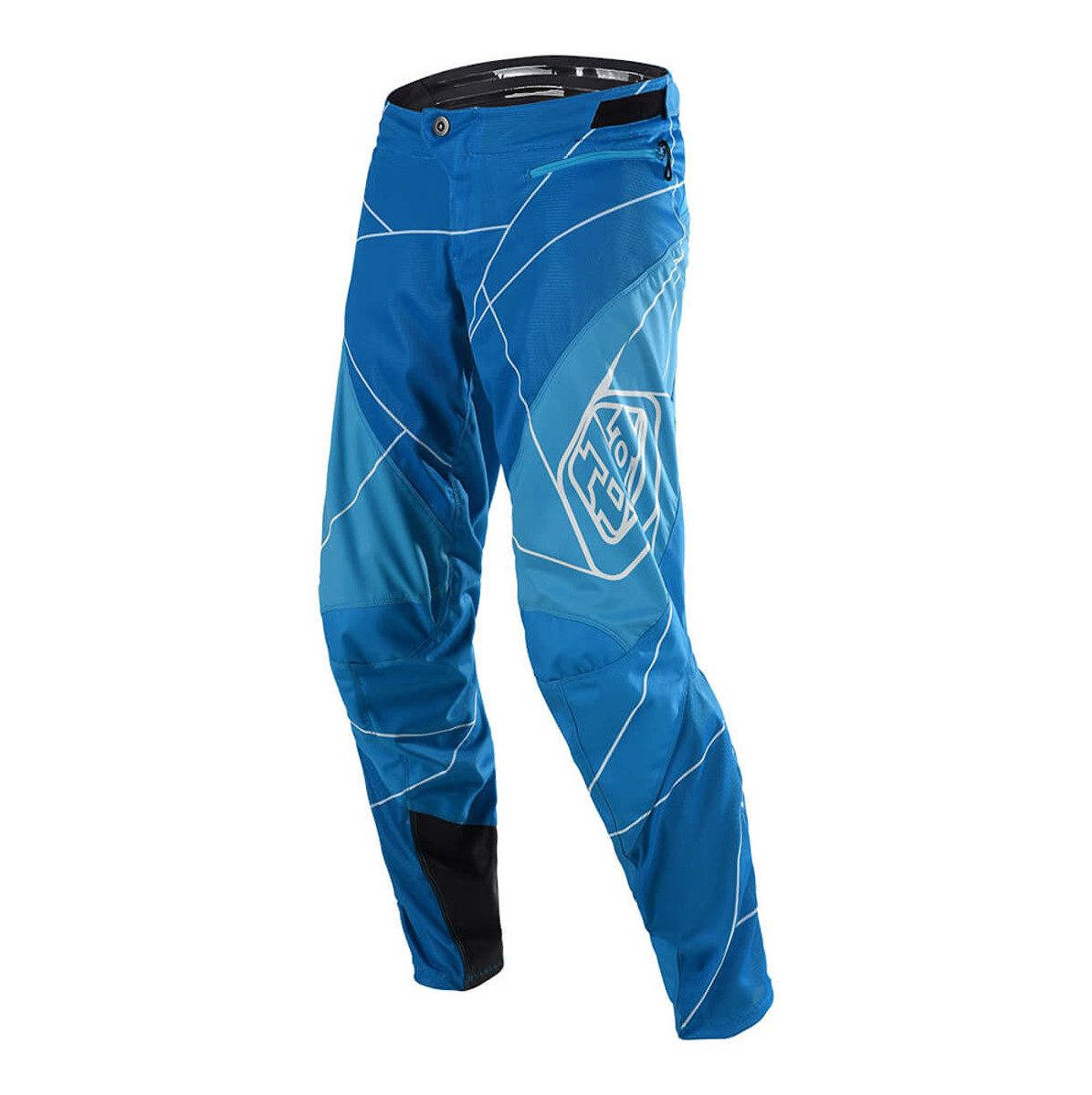 2018 TLD Sprint Youth Metric Blue/White