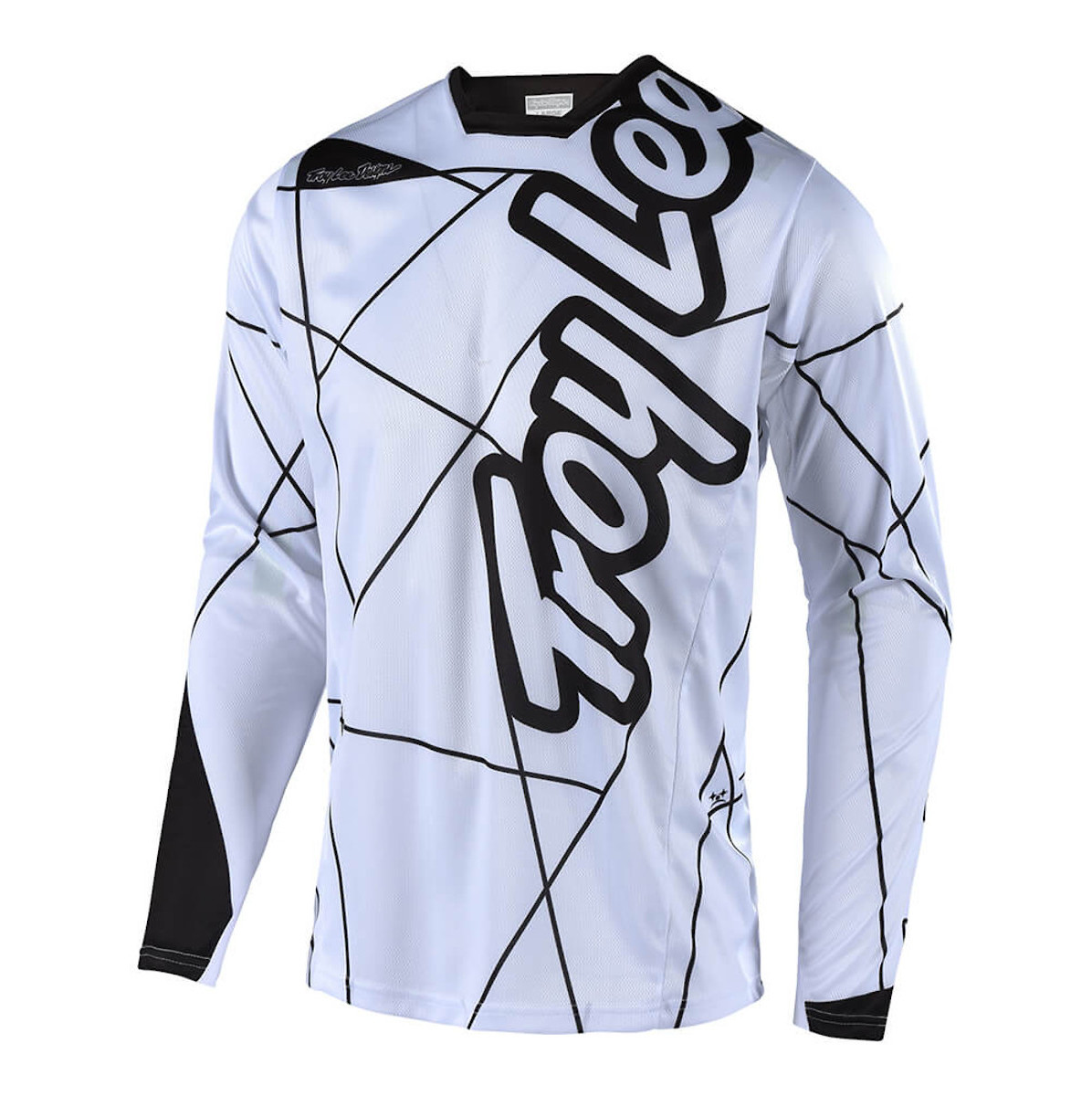 2018 TLD Sprint Youth Metric White/Black
