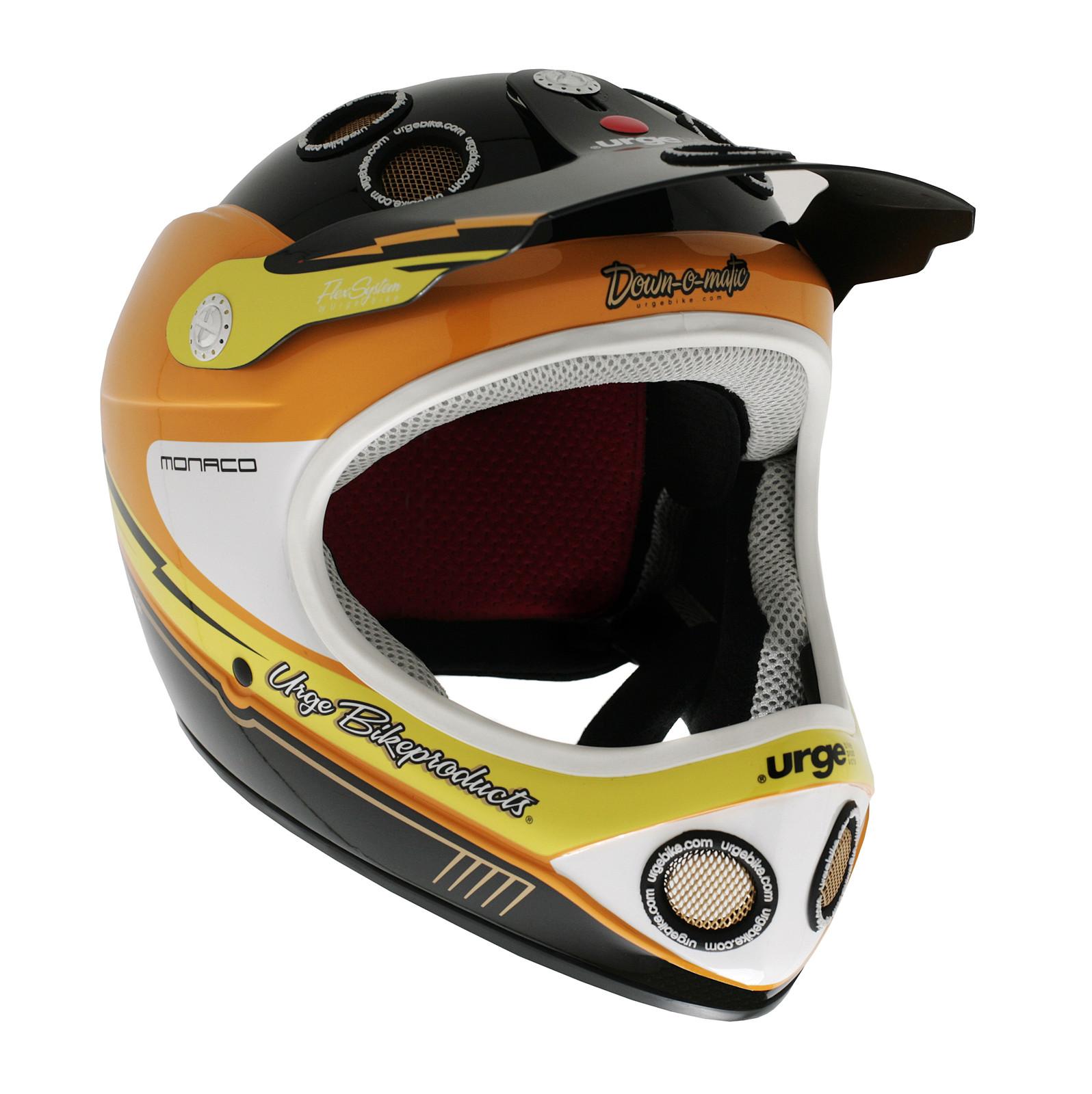 Urge Down-O-Matic Monaco Full Face Helmet _MG_0032