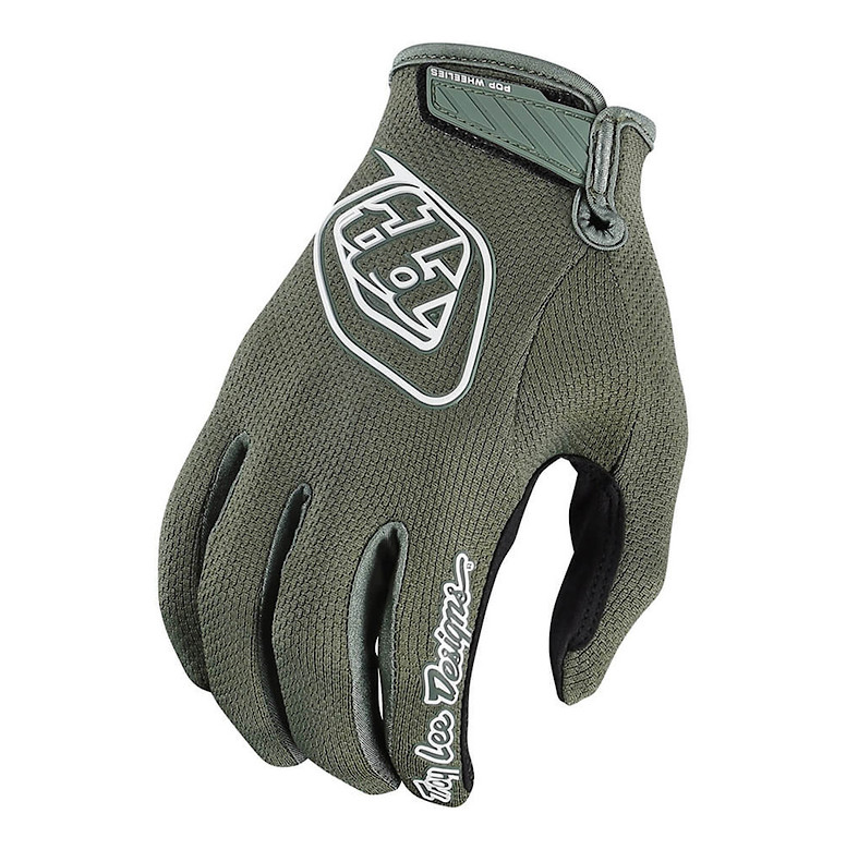 2018 TLD Air Glove Solid Army Green