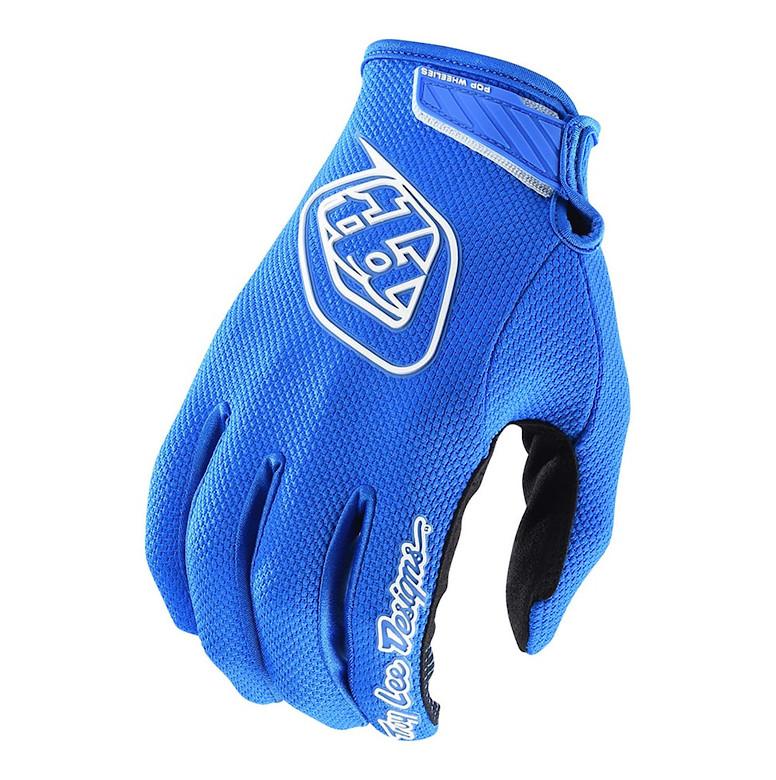 2018 TLD Air Glove Solid Blue