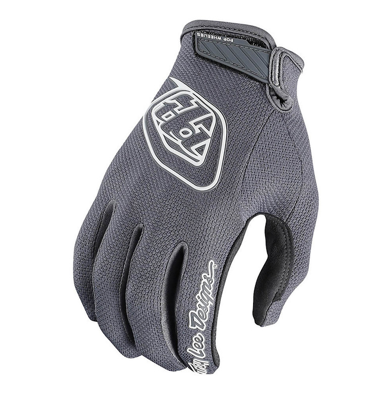 2018 TLD Air Glove Solid Grey