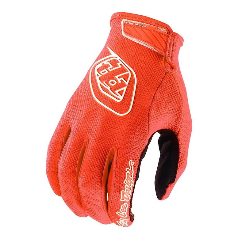 2018 TLD Air Glove Solid Orange