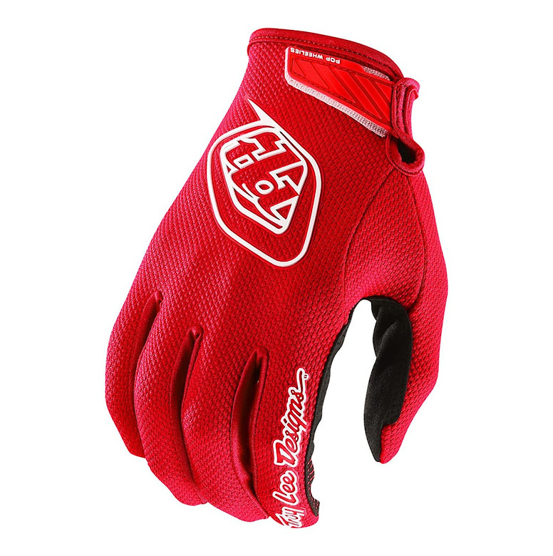 2018 TLD Air Glove Solid Red