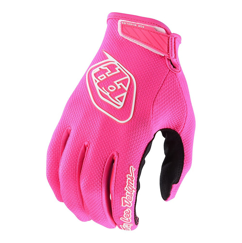 2018 TLD Air Glove Solid Pink