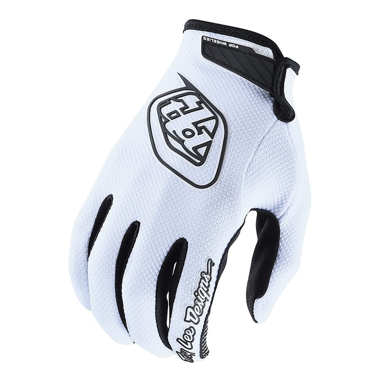 2018 TLD Air Glove Solid White