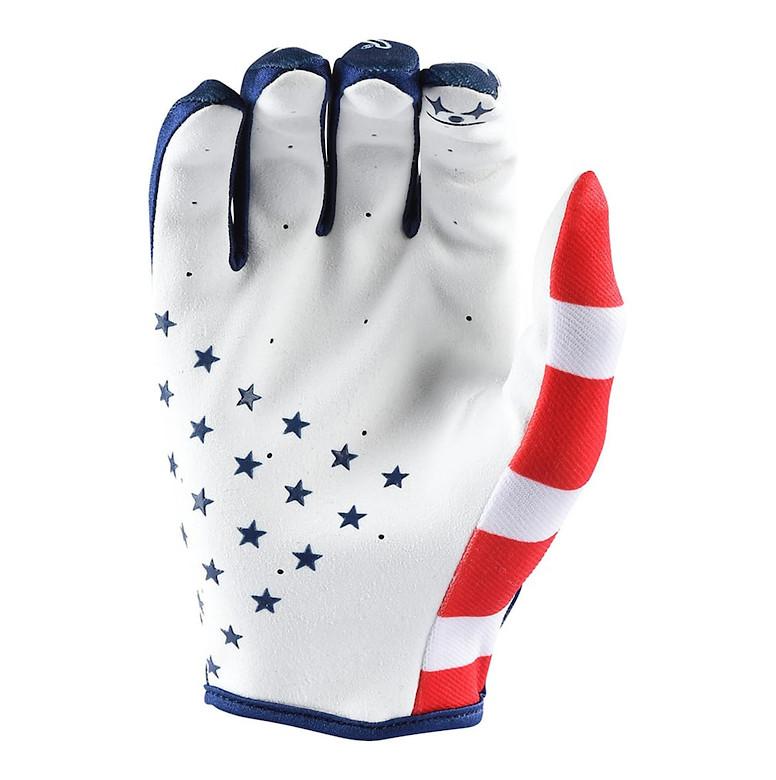 2018 TLD Air Glove Americana Palm