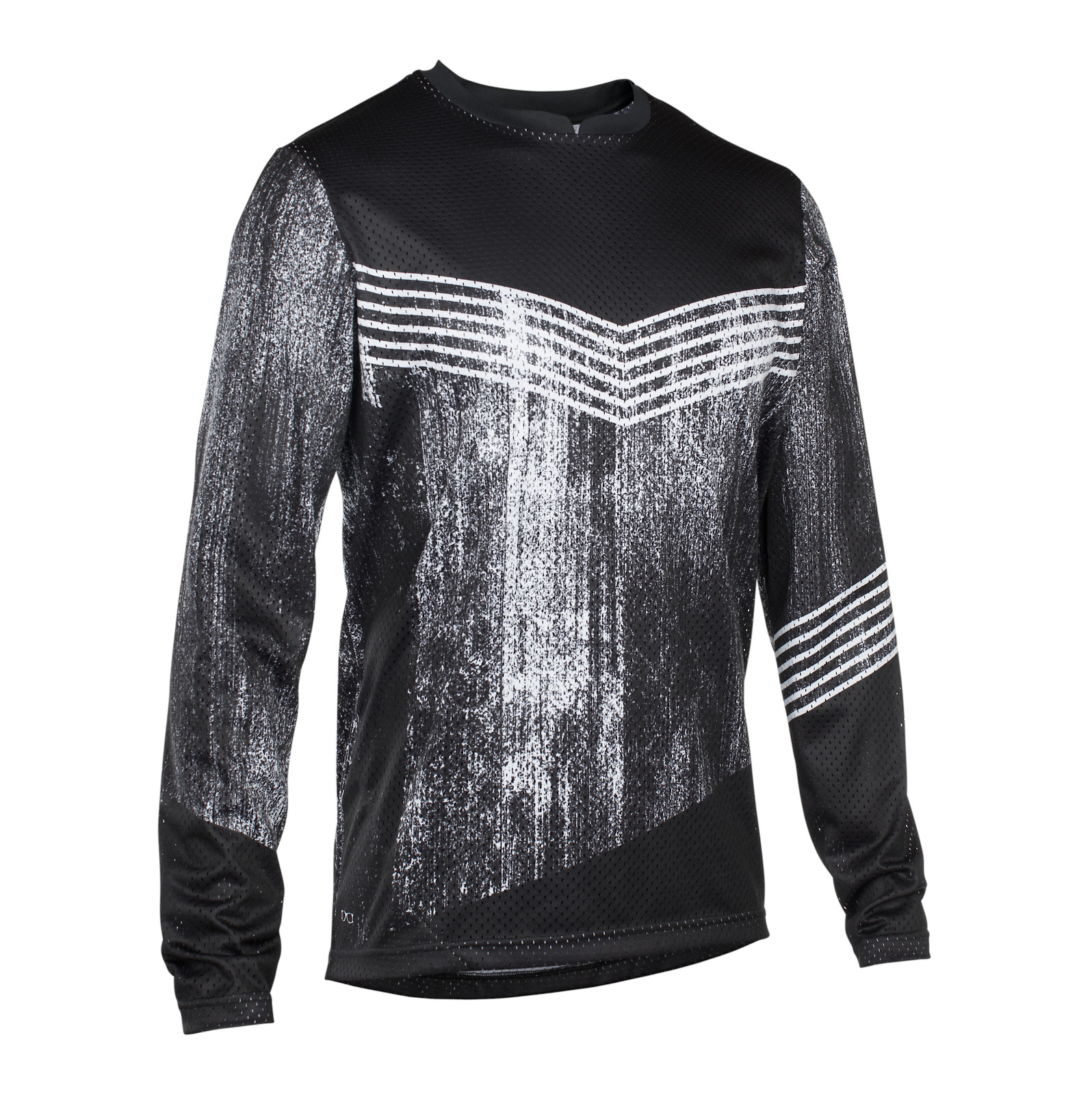 ION Scrub Long-Sleeve (black/white)