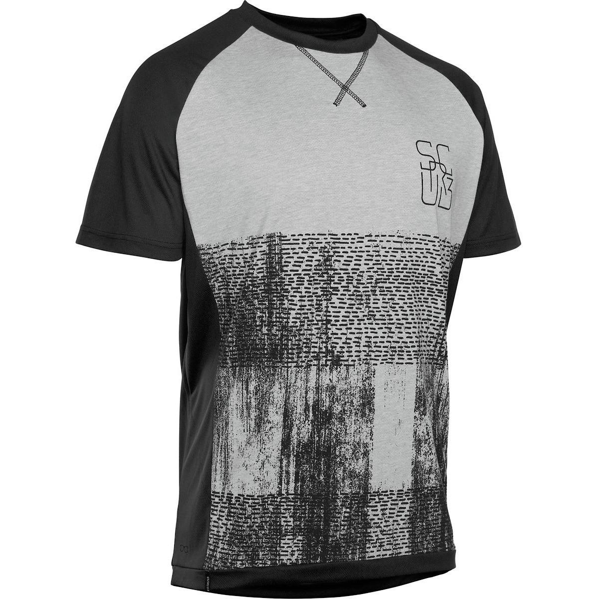 ION Scrub Amp Short-Sleeve Jersey (black)