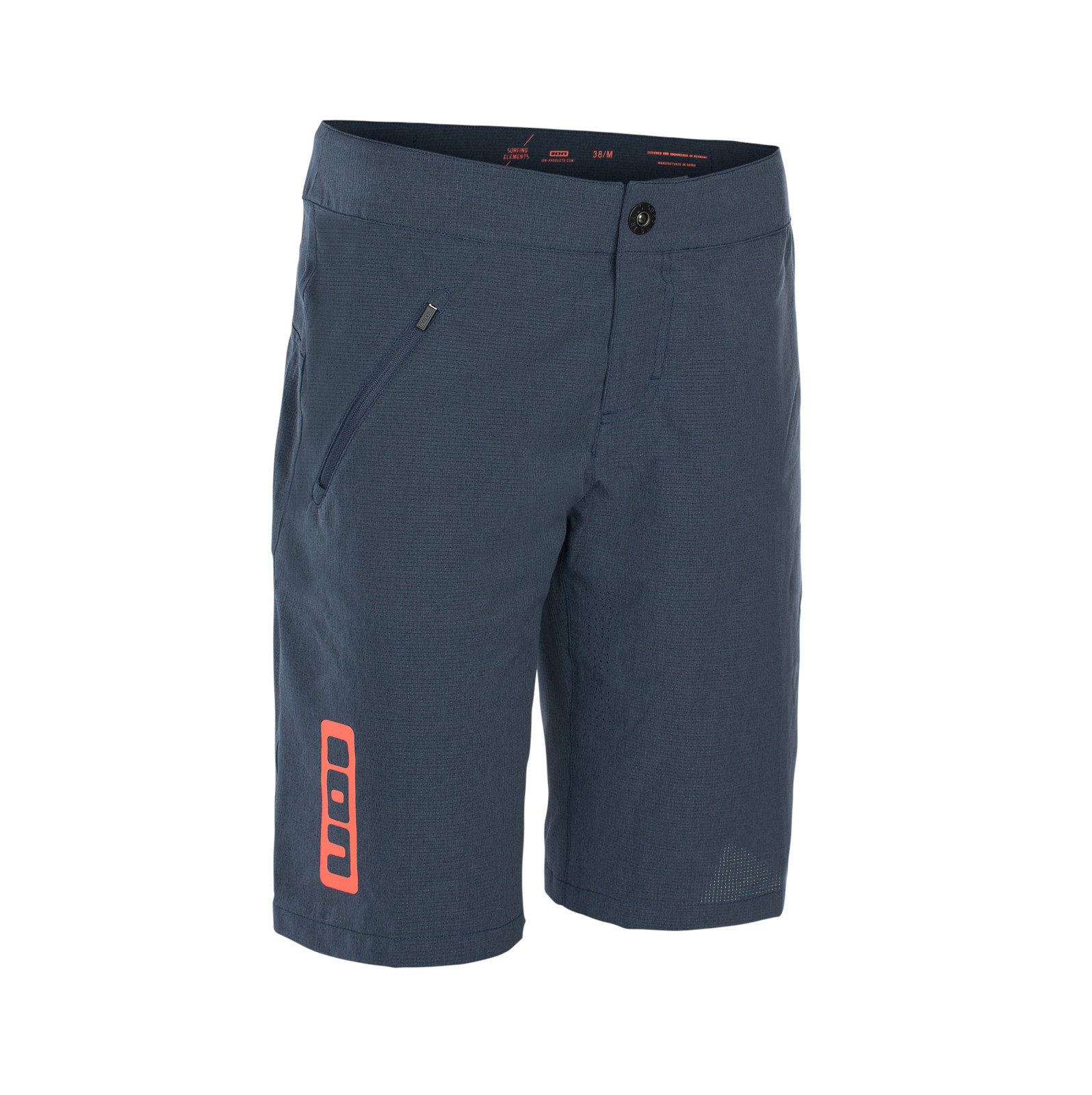 2018 ION Traze Women's Shorts (blue nights)