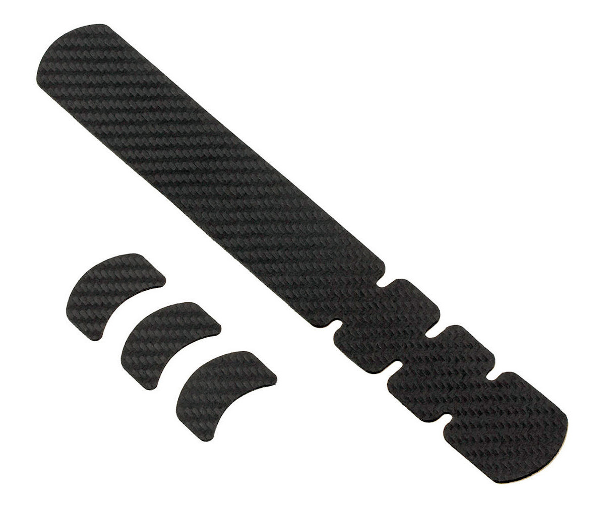 Lizard Skins Frame Protector (Small) - carbon leather