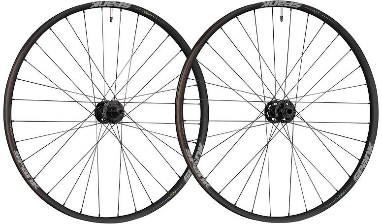 Spank SPIKE 350 Vibrocore Wheelset