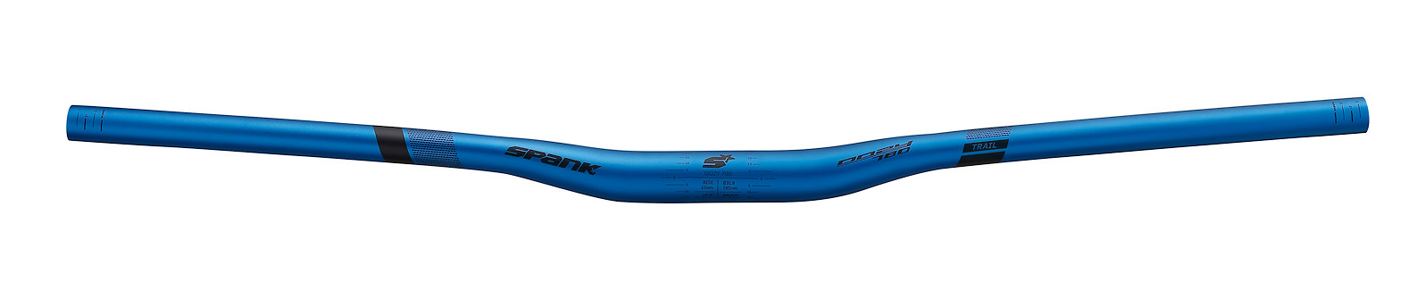 Spank Oozy Trail 780 Rise 15mm Cintre VTT Mixte