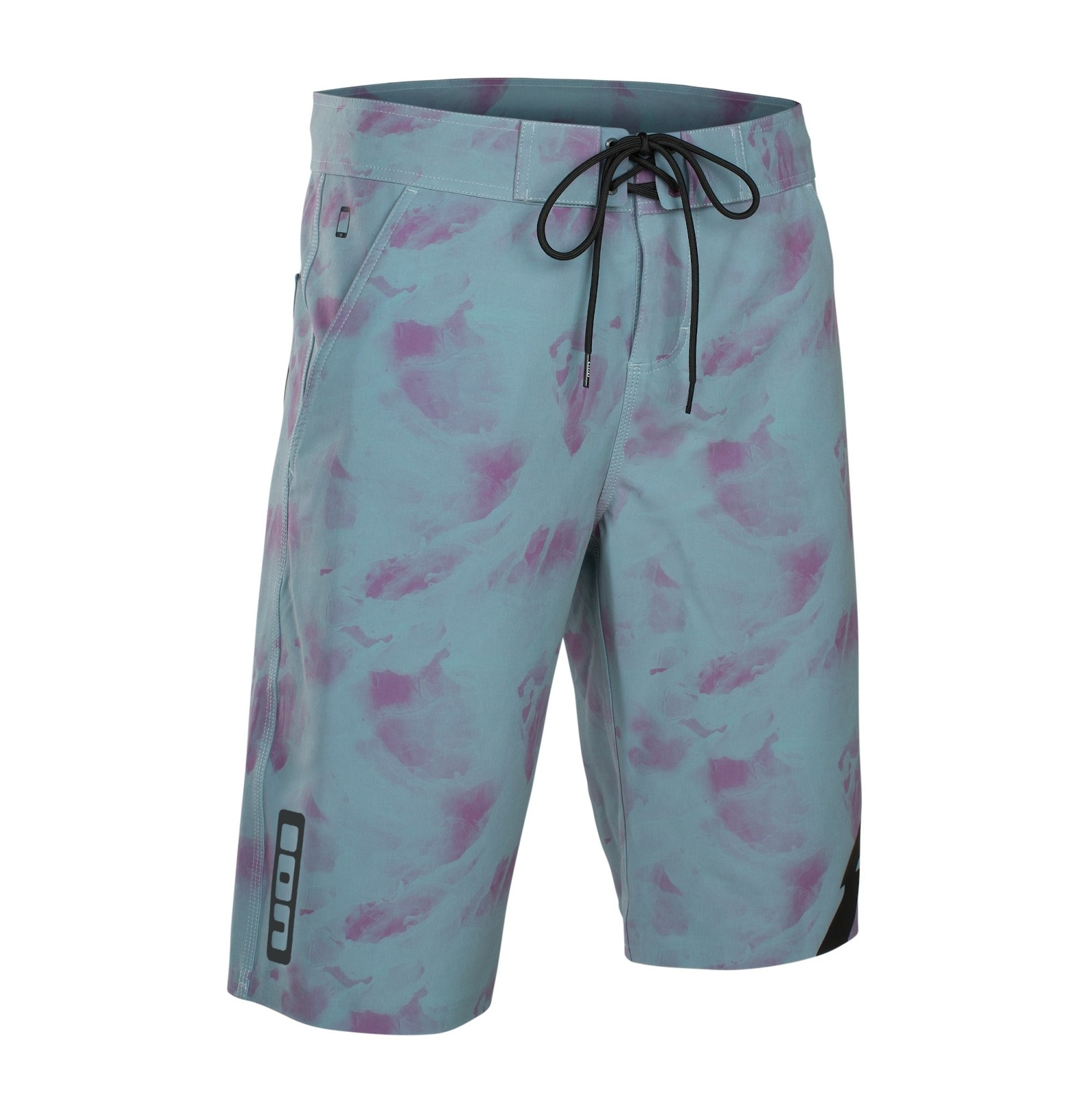 ION Seek Amp Riding Short (2019 Pink Isover)