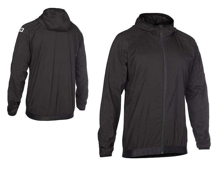 2018 ION Windbreaker Shelter Jacket (black)