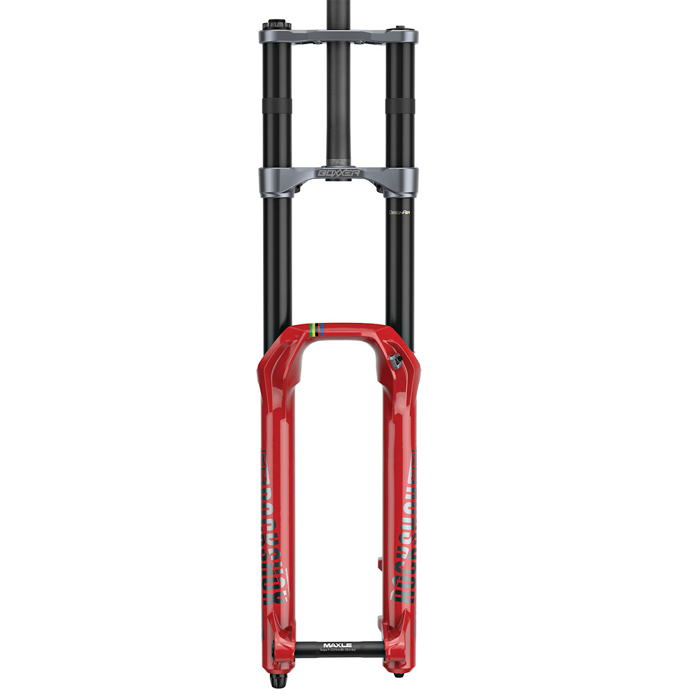 RockShox BoXXer World Cup DebonAir Red