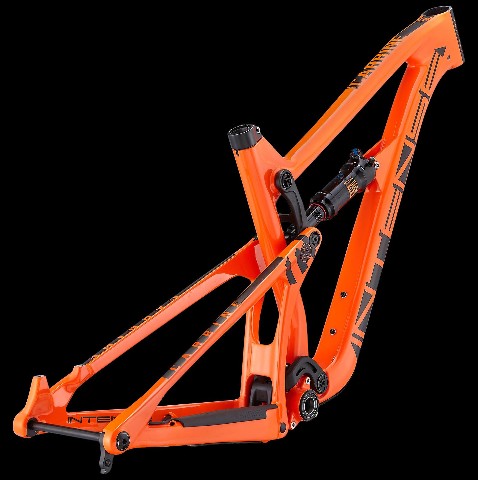 Intense Carbine NM Orange Black