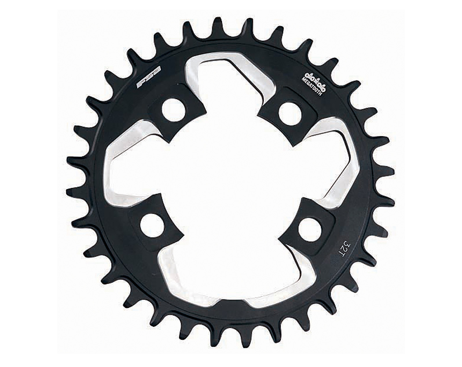 Afterburner ABS 1x chainring