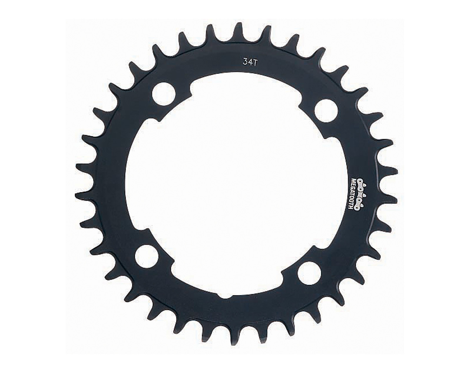 Megatooth Chainring 104BCD
