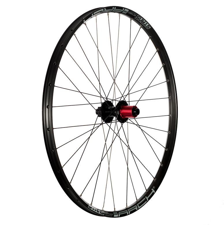 NoTubes Arch S1 (rear)