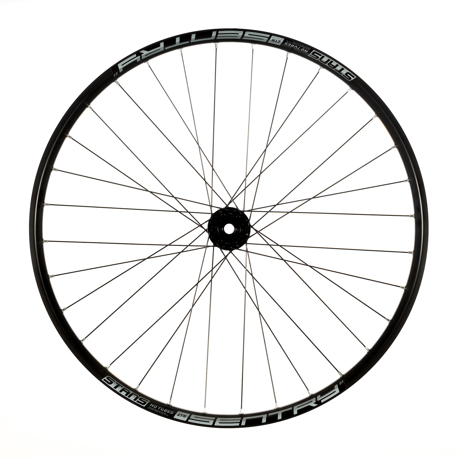 NoTubes Sentry S1 (front)